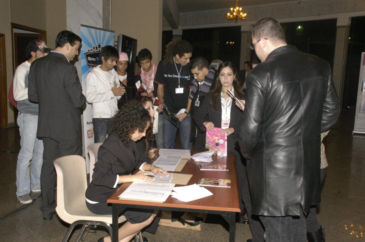 Maroc Web Awards - Edition 01 - 01