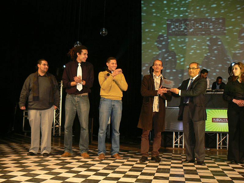 Maroc Web Awards - Edition 02 - 10