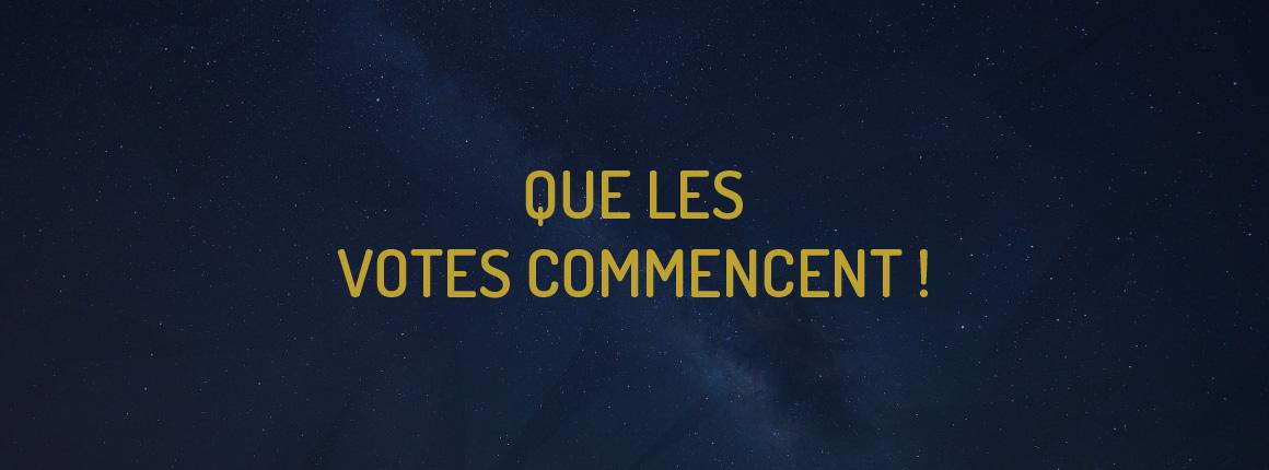 Maroc Web Awards - Votes