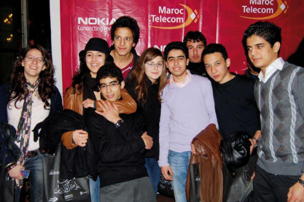 Maroc Web Awards - Edition 04 - 01