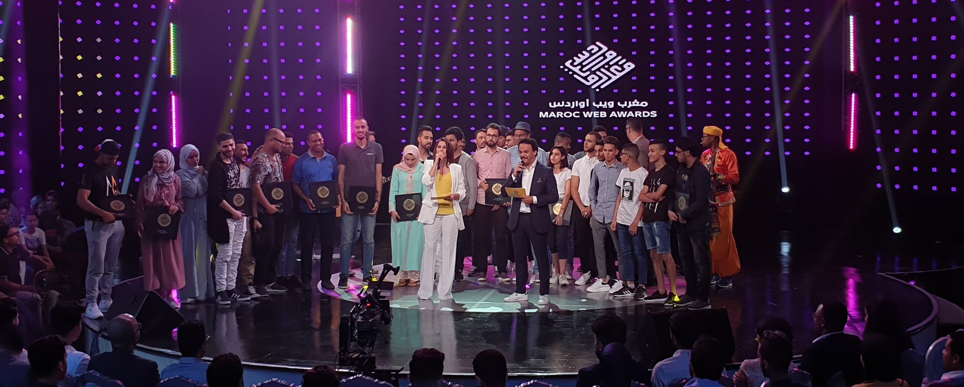 Maroc Web Awards - Gagnants #MWA12